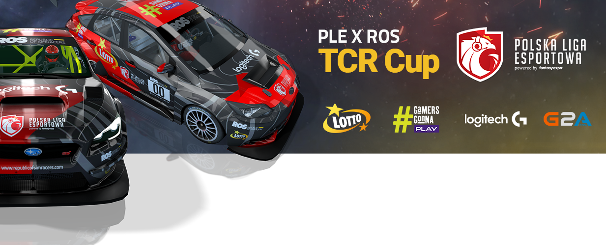 PLE X ROS TCR Cup